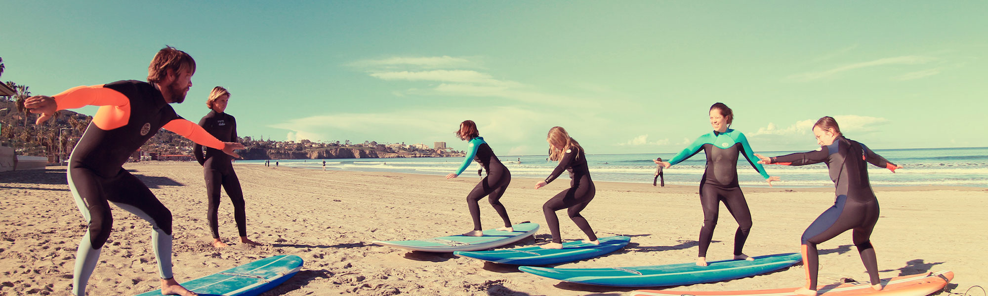 About Progressive Surf Academy
