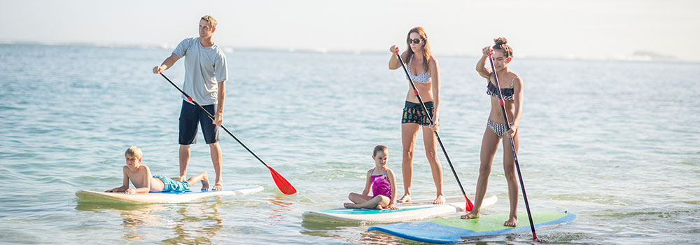 SUP Lessons for Beginners
